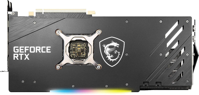Msi Geforce Rtx 3060 Ti Gaming X Trio Computers Accessories