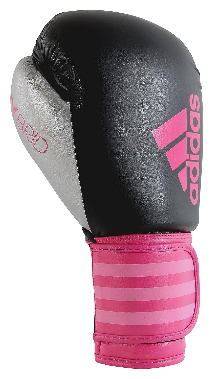 Black//Shock Rosa 10 adidas Hybrid Boxeo
