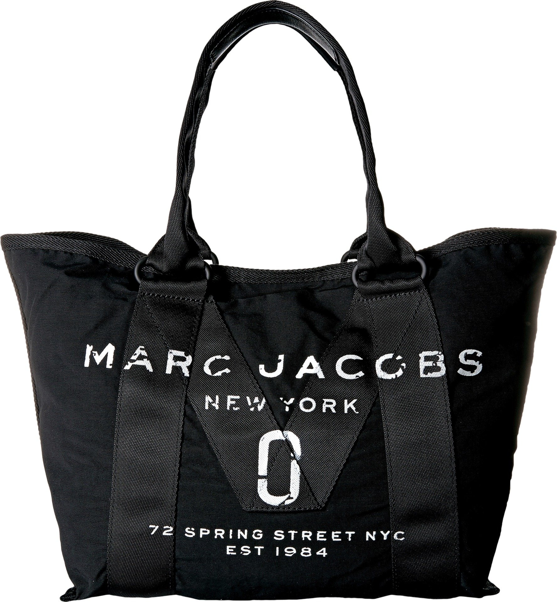 Marc Jacobs Women's New Logo Small Tote, Black