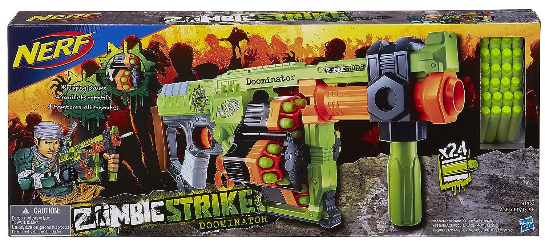 Nerf - Zombie Doominator (Hasbro B1532EU4)