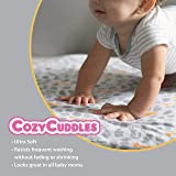 Premium Fitted Baby Crib Sheets Set | Toddler Sheet Set - Solid Fitted Crib Sheet for Standard Crib and Toddler Mattress 100% Natural Jersey Cotton