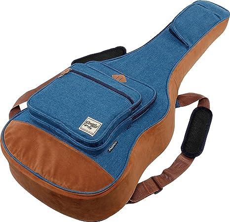 Ibanez ICB541D-BL Estuche de colección POWERPAD Designer Collection para guitarra clásica, Azul: Amazon.es: Instrumentos musicales