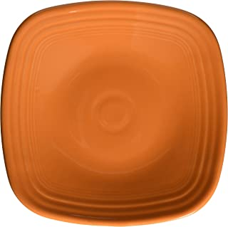 product image for Fiesta 9-1/8-Inch Square Luncheon Plate  Tangerine