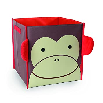 Skip Hop Zoo Snackcup Aufbewahrungsbeh/älter f/ür Kinder Affe Marshall Snackbox mehrfarbig