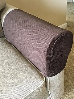 Amazoncom Zipcase Couchsofa Armrest Covers For Armchairs