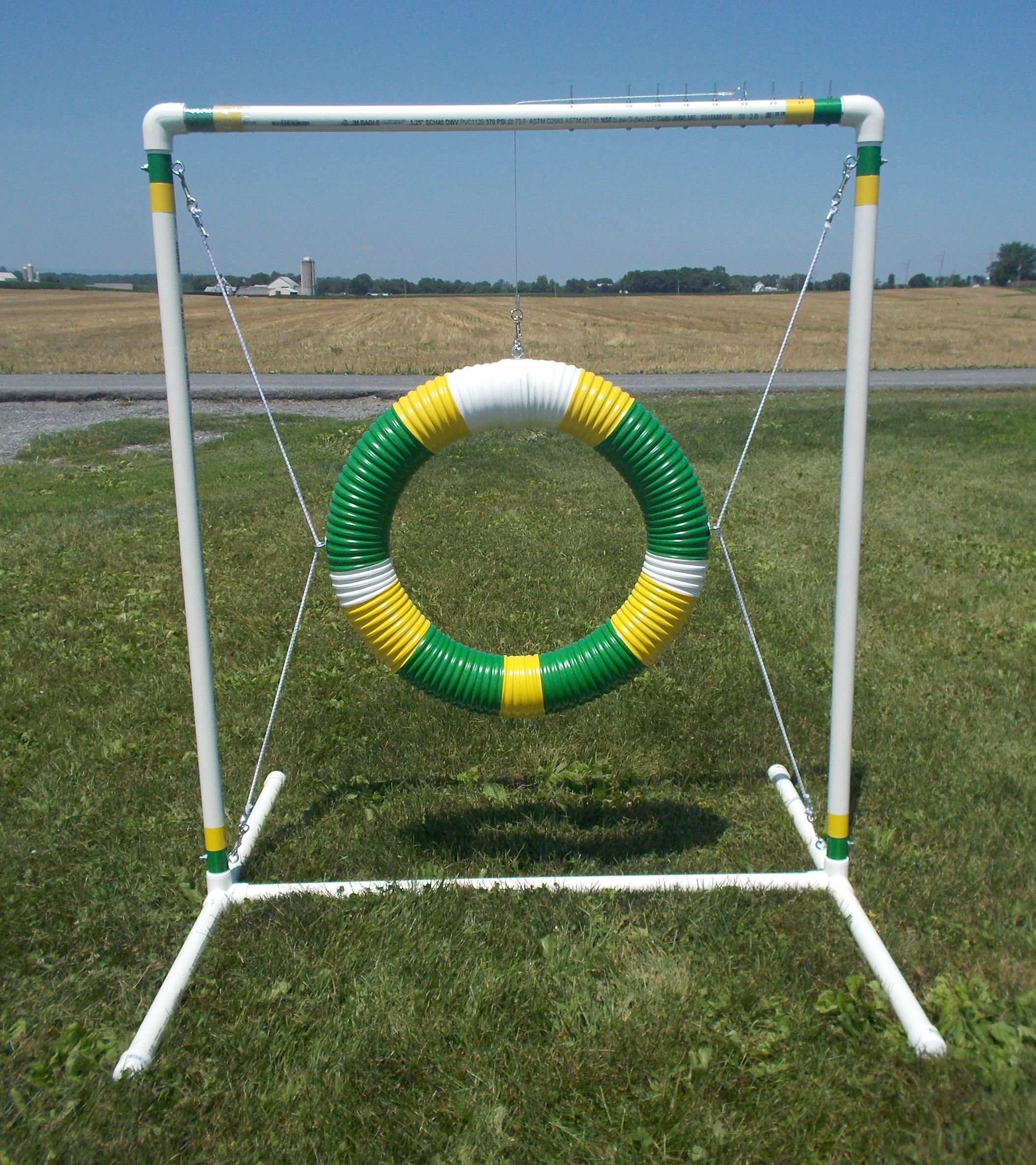 Green Tire Jump 20''