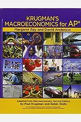 Krugman's Macroeconomics for AP* Hardcover
