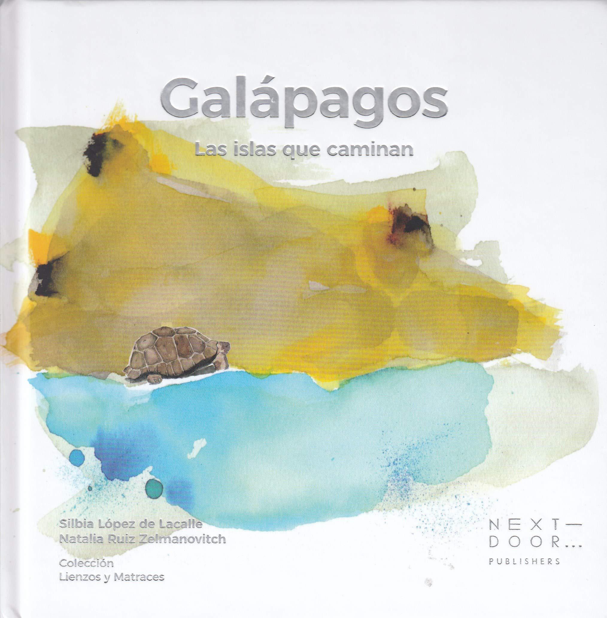 Galápagos: Las islas que caminan (Lienzos y Matraces)