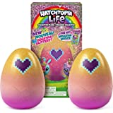 Hatchimals Hatchtopia Life, 2-inch tall Plush Hatchimals with Interactive Game, for Ages 5 and up (Styles May Vary…