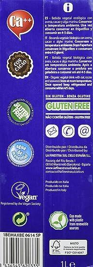 Maxitos Bebida Vegetal - Pack de 6 x 1000 ml - Total: 6000 ml: Amazon.es: Alimentación y bebidas
