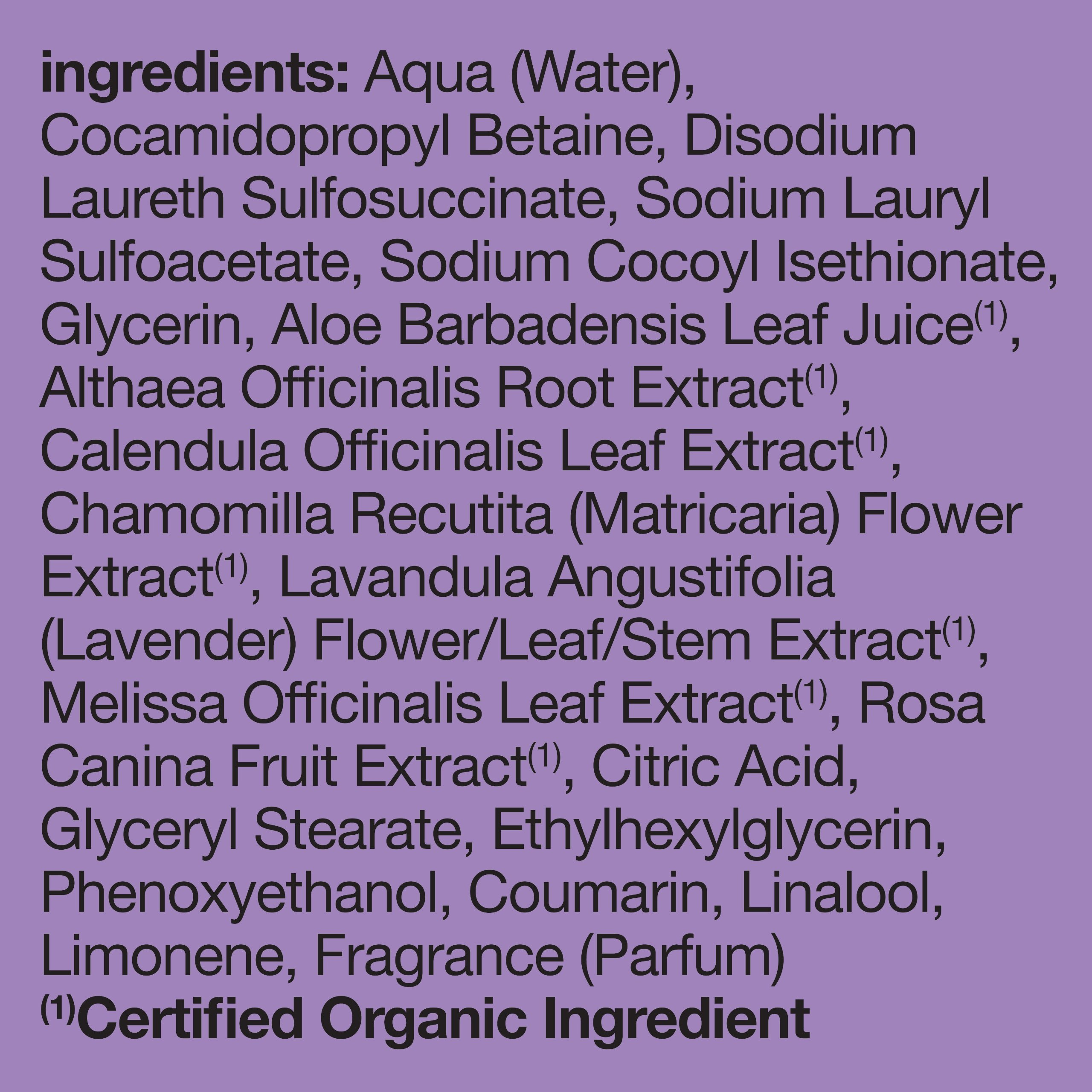 Alba Botanica Very Emollient, French Lavender Bath & Shower Gel, 32 Ounce by Alba Botanica (Image #5)