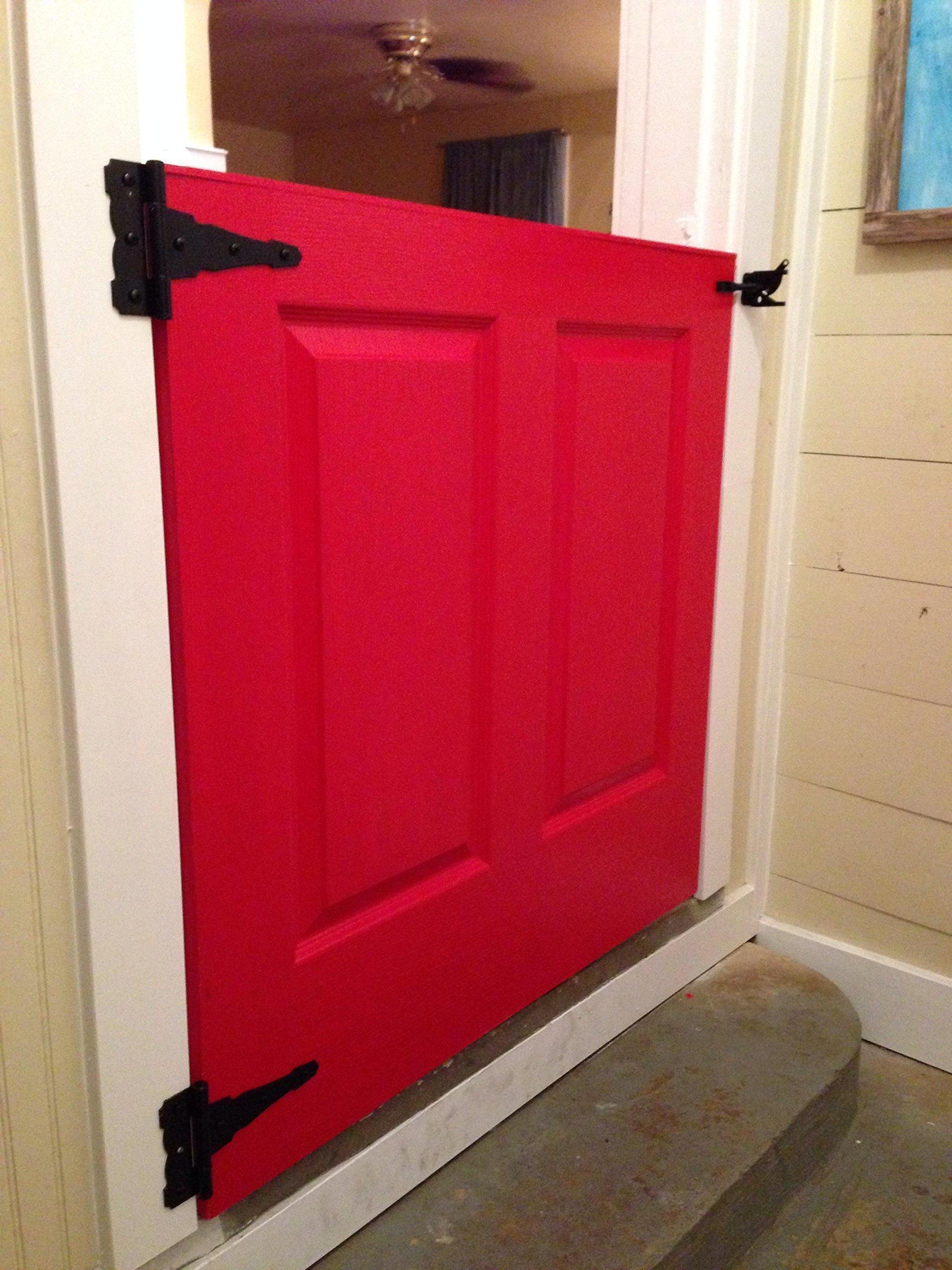Half Door Panel