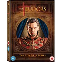 The Tudors - Complete Season 1-4