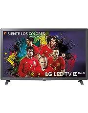 """LG 32LK6100PLB - Smart TV de 32"""" (LED, Full HD, Inteligencia Artificial, Quad Core, 3 x HDR, Wi-Fi), Color Negro"""