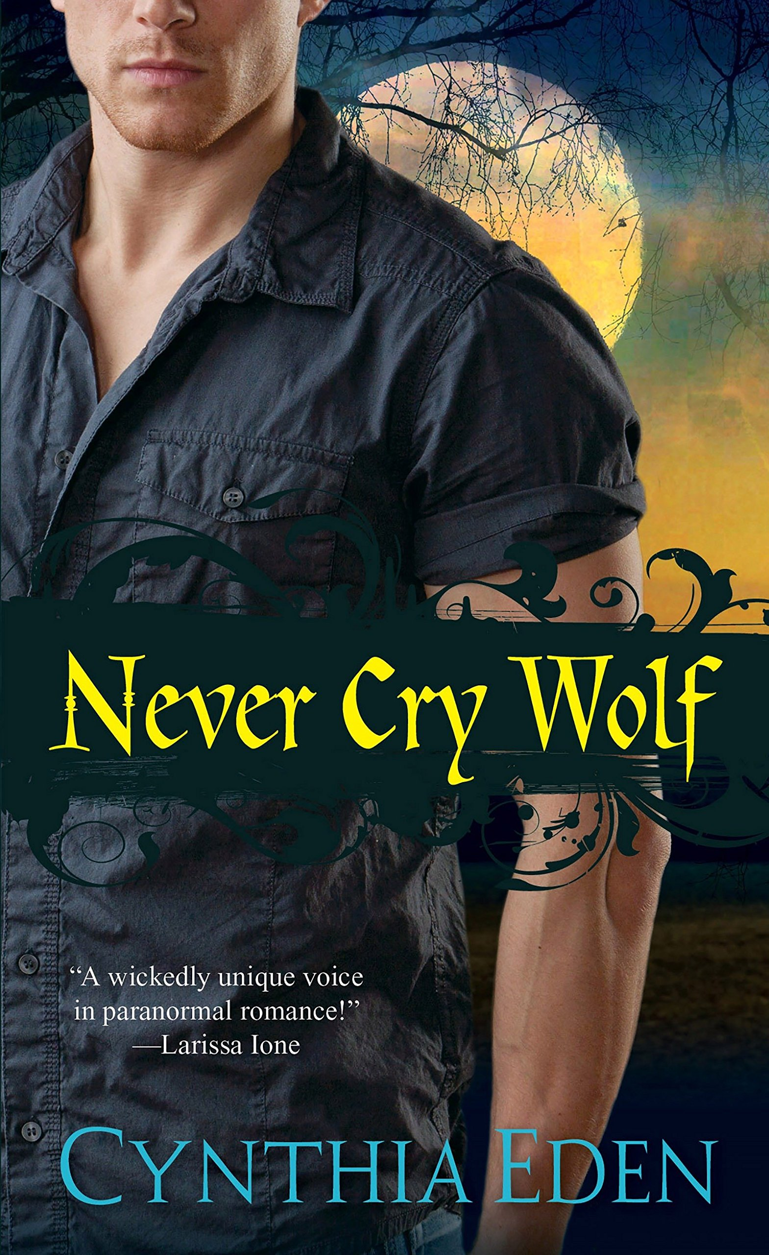 Read Online Never Cry Wolf (Night Watch) PDF