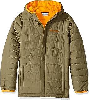 Amazoncom Columbia Boys Powder Lite Puffer Clothing