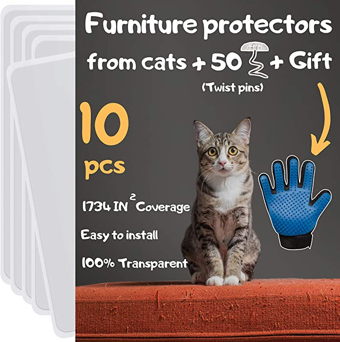 Top 9 To Keep Cats From Scratching Furniture