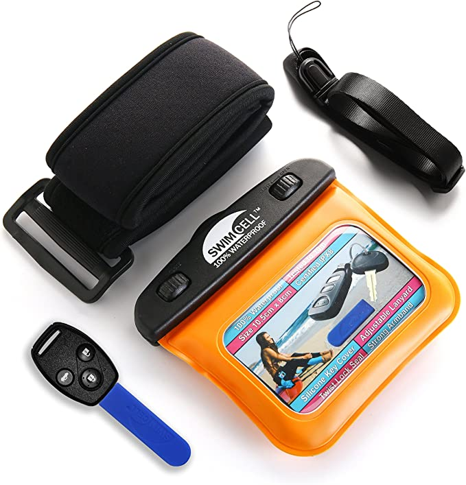 Amazon.com: SwimCell funda impermeable para llave ...