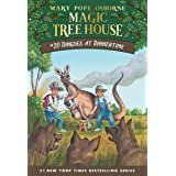 Dingoes at Dinnertime (Magic Tree House Book 20)