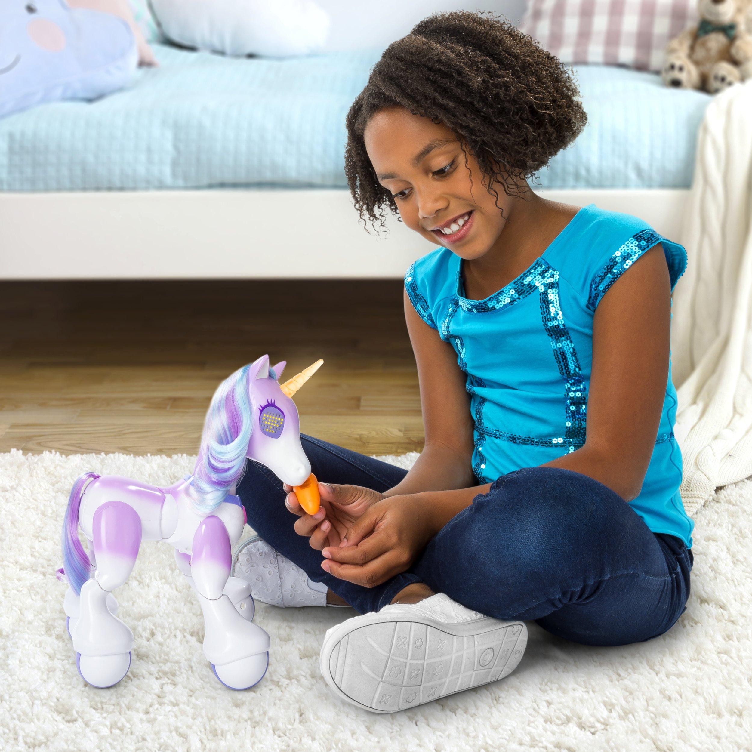 Zoomer 6040309 Enchanted Unicorn Toy by Zoomer (Image #4)