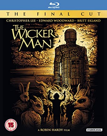Image result for the wicker man blu ray