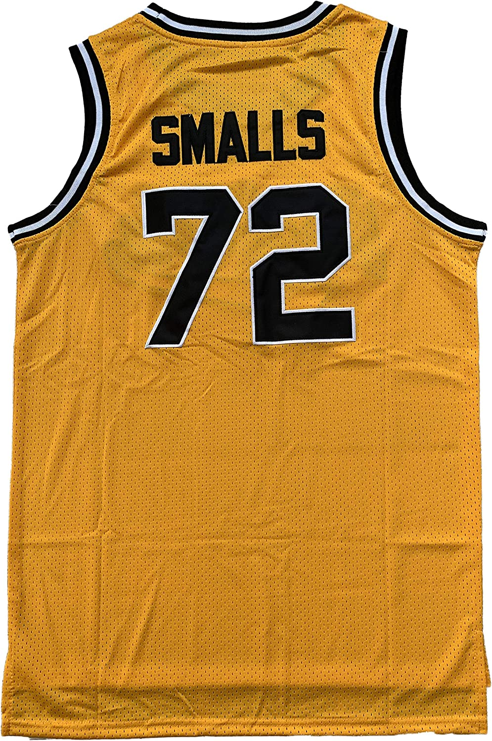 vinking Stitched BadBoy #72 Biggie Smalls Movie Notorious Big 90s Hip Hop Clothes for Party Men Basketball Jersey