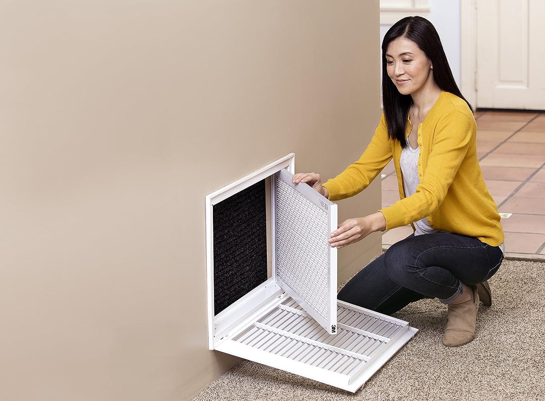 2-Pack Filtrete 20x30x1 MPR 1200 AC Furnace Air Filter Allergen Defense Odor Reduction