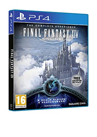 Final Fantasy XIV: Online (PS4): Amazon co uk: PC & Video Games