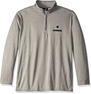 Dunbrooke Apparel NFL Dallas Cowboys Unisex All Starall Star Tech Fleece  1 4 Zip 7ba8dd849