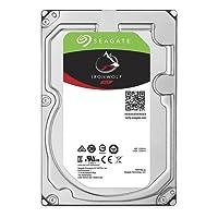 Seagate ST6000VN0033 IronWolf 6 TB interne NAS Festplatte (8,89 cm (3,5 Zoll) 128 MB Cache, 7200 RPM, Sata 6 Gb/s)