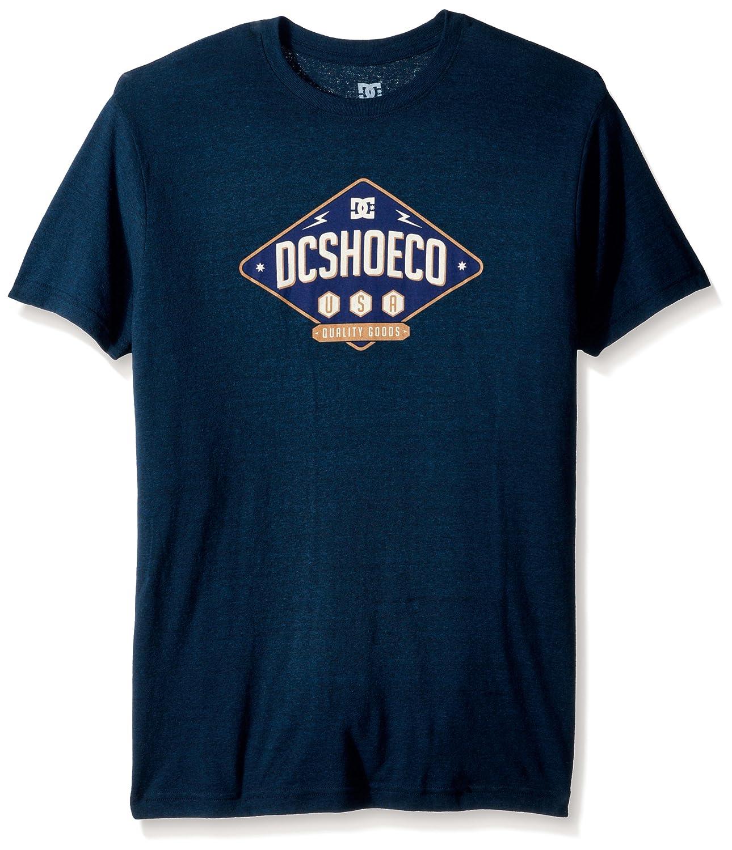 DC Herren Crafted SS T-Shirt