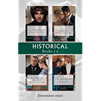 Historical Box Set 1-4 Dec 2020/A Marquis in Want of a Wife/The Widow's Scandalous Affair/The Governess's Secret Longing…