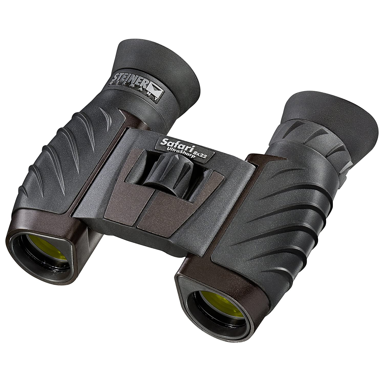 STEINER(シュタイナー) 双眼鏡 Safari Ultrasharp(サファリ ウルトラシャープ) 8×22 4457 B005M1VGMS