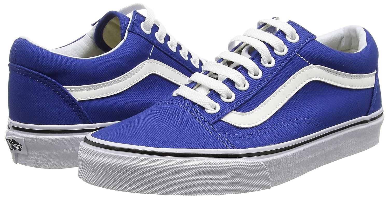 Vans Skate Unisex Old Skool Classic Skate Vans Shoes B017JP8QRC 9|True Blue 005eb0