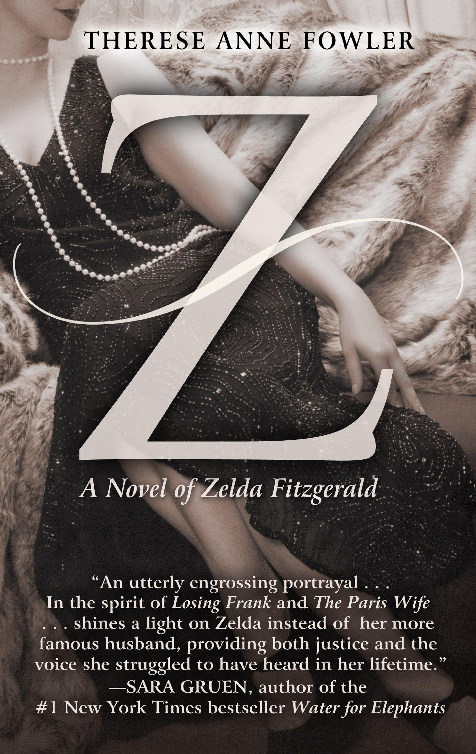 Download Z: A Novel of Zelda Fitzgerald (Thorndike Press Large Print Core) PDF