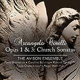 "Corelli: Op. 1 & 3, ""Church Sonatas"""