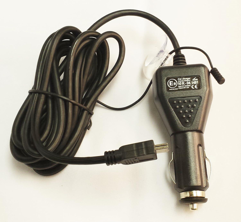 OTB KFZ-LADEKABEL für mini USB mit integrierter TMC Antenne Autoladekabel Neu
