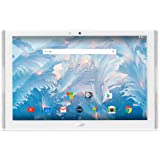 Acer Iconia One 10 B3-A40 10.1-Inch HD IPS Tablet - (White) (MediaTek MT8167 Processor, 2 GB RAM, 16 GB eMMC, Android 7.0)