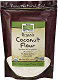 NOW Foods Organic Coconut Flour,16-Ounce