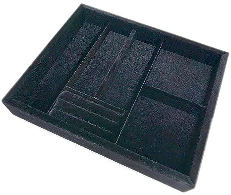 Buy JEWELRY TRAY Small Jewelry Organizer Black 5 Pound Online at