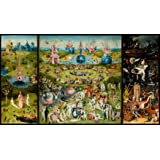 "Hieronymus Bosch : ""The Garden of Earthly Delights"" (c1480-1505) — Giclee Fine Art Print"