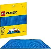 LEGO Juego de Construcción Classic Base Azul