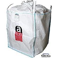 10pieza amianto Big Bag carga de rotura 5000kg
