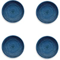 Epicurean–Artisan Indigo 21cm melamina placas laterales, juego