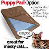 iPrimio 2 Pack Cat Litter Trapper Litter Mat, EZ