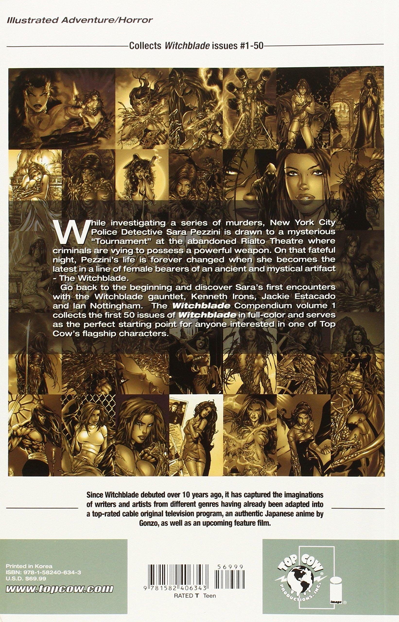 Witchblade Compendium Volume I