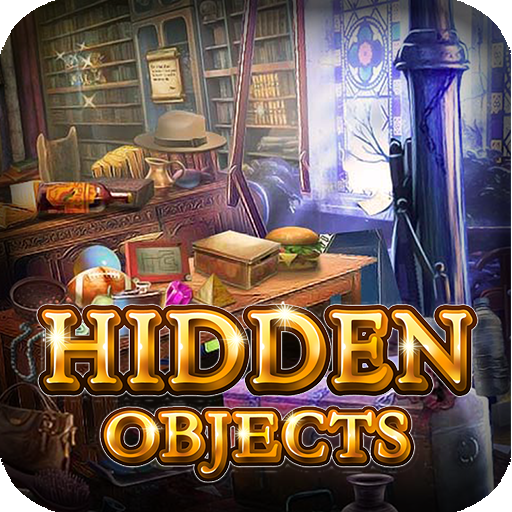 Maniacal Key - Hidden Object Challenge # 21
