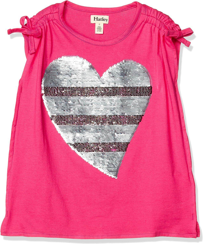 Hatley Girls Hearts Rash Guard