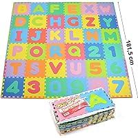 Puzzlestar Kids Zone, 36 Piezas, Gran Alfombrilla Antideslizante