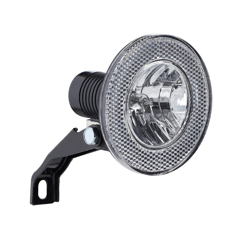 Büchel Scheinwerfer Road Lite, mit Schalter, schwarz, 51250760 ...